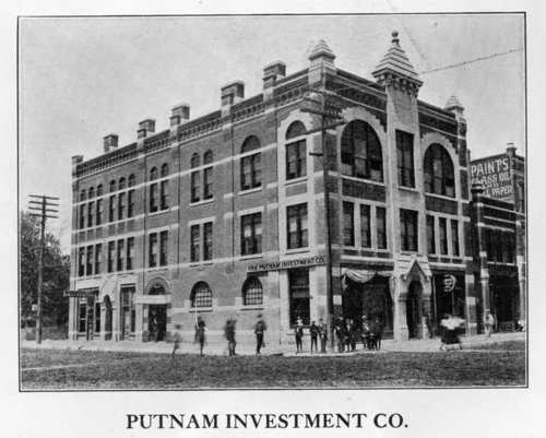 Putnam Investment Company, Salina, Kansas - Page
