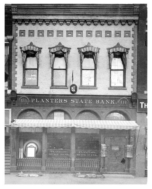 Planters State Bank in Salina, Kansas - Page