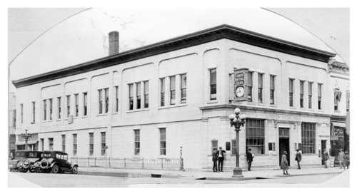 Farmers National Bank building, Salina, Kansas - Page