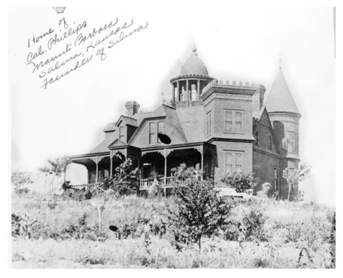 Residence of William A. Phillips - Page