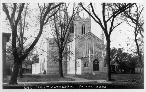 Christ's Cathedral, Salina, Kansas - Page
