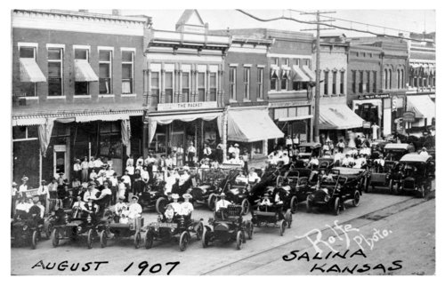 Automobile show, Salina, Kansas - Page