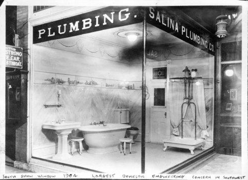Salina Plumbing Company, Salina, Kansas - Page