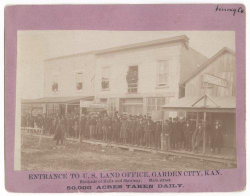 U.S. Land Office in Garden City, Kansas - Page