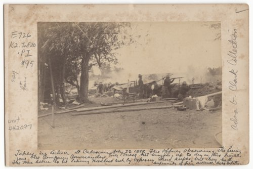20th Kansas Volunteer Infantry in the Philippines - Page