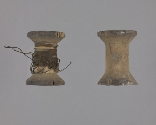 Thread Spools from the Shawnee Indian Mission, 14JO362 - Page