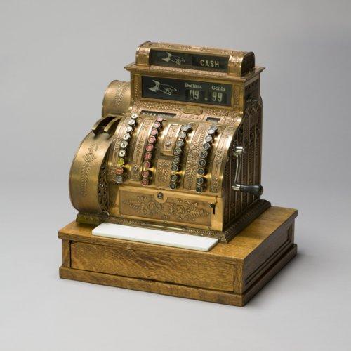 Cash register - Page