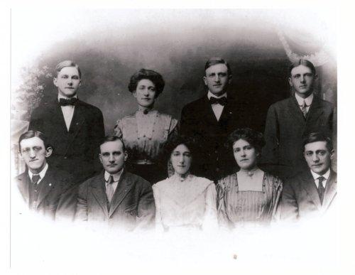 John and Caroline Westermann's children - Page