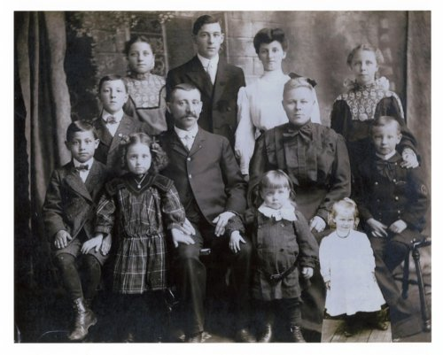 John and Cecilia Dorfner Fleissner family - Page