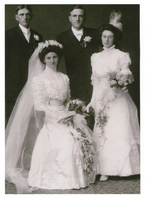 Joseph Thomas Westermann and Margaret Fleissner wedding - Page