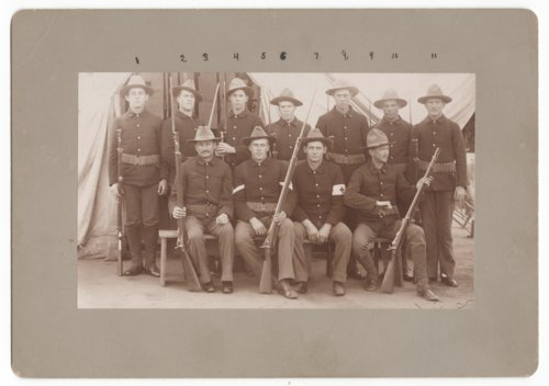 Members of the Twentieth Regiment, Kansas Volunteer Infantry - Page