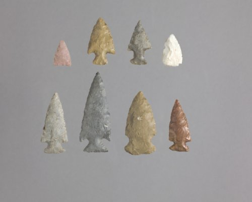 Arrow Points from Lyon County - Page