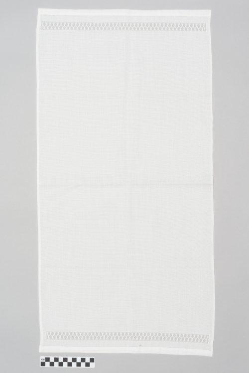Draw work tea towel - Page