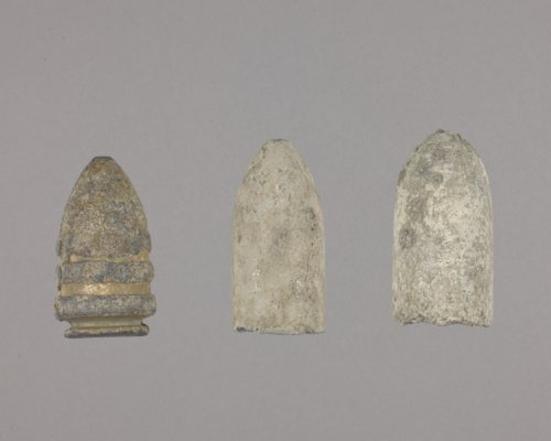 .54 Caliber Bullets from the Mine Creek Civil War Battlefield, 14LN337 - Page
