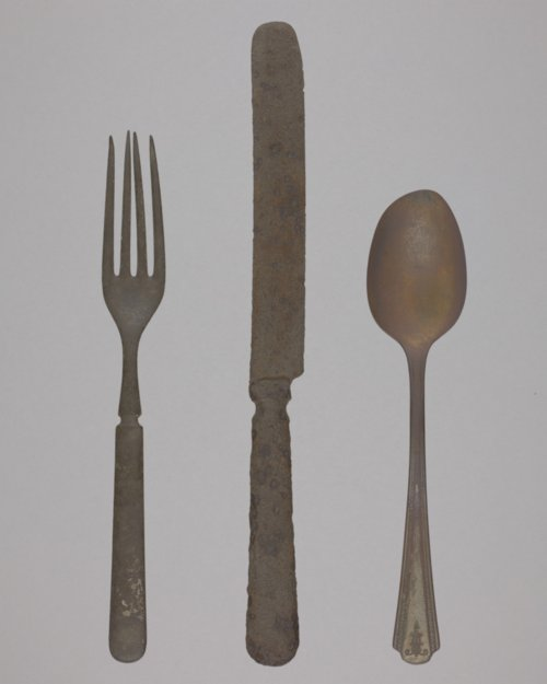 Flatware from Fort Harker, 14EW310 - Page