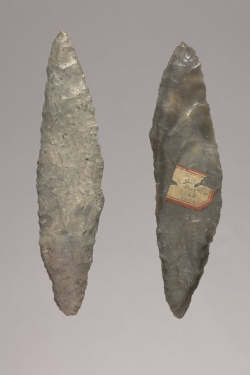 Alternately Beveled Knives from the Griffing Site, 14RY21 - Page