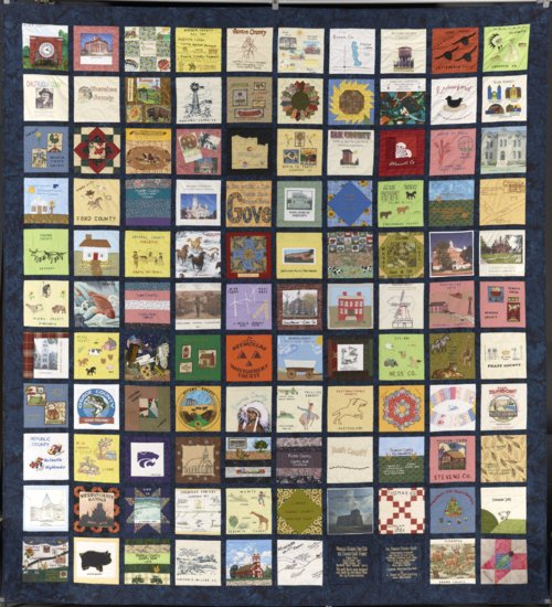 105 Kansas County Quilt - Page