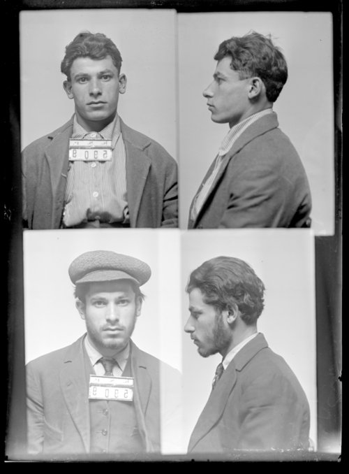 Bruno Lawrence, prisoner, 5909 - Page