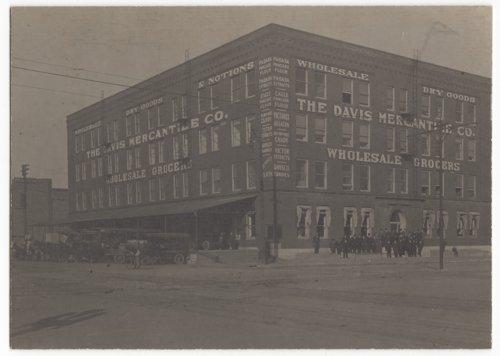 Davis Mercantile Company, Topeka, Kansas - Page