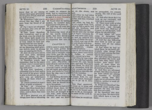 Reenactor's New Testament - Page