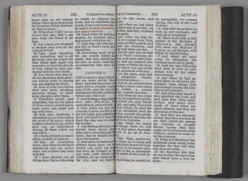 Reenactor's New Testament - Page