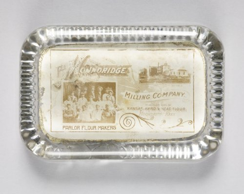 Moundridge Milling Company paperweight - Page