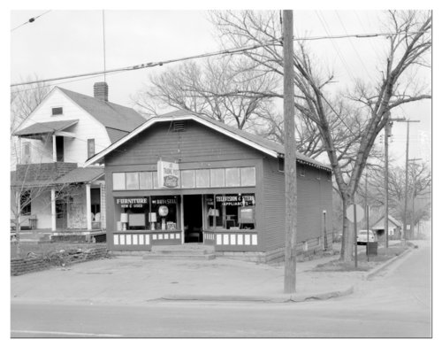 Avenue Trading Post, Topeka, Kansas - Page