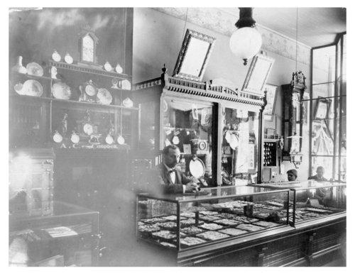 Arthur Campbell Jewelry Store, Topeka, Kansas - Page