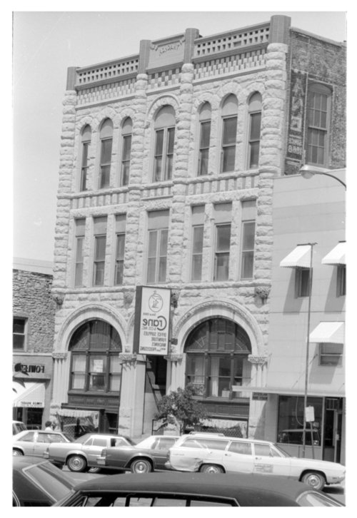 Crane and Company Office Supply, Topeka, Kansas - Page