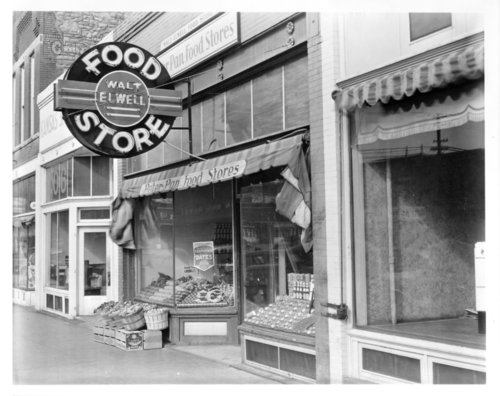 Walt Elwell Food Store - Page