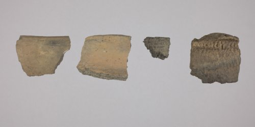 Smoky Hill aspect Rim Sherds from 14SA407 - Page