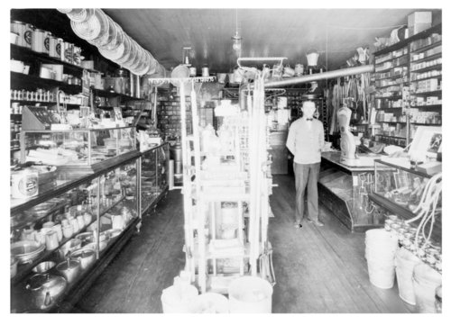 College Hill Hardware Store, Topeka, Kansas - Page