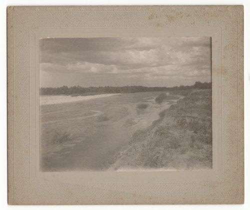 Chikaskia River scene, Kansas - Page