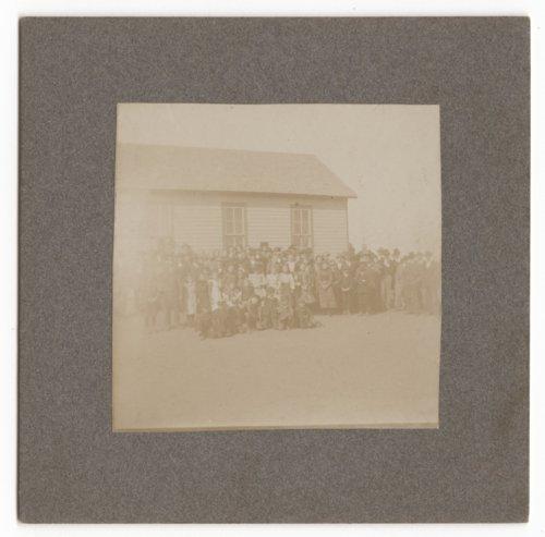 Trenton School group, Kingman County, Kansas - Page
