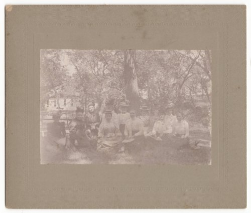 Church group, Marion, Marion County, Kansas - Page