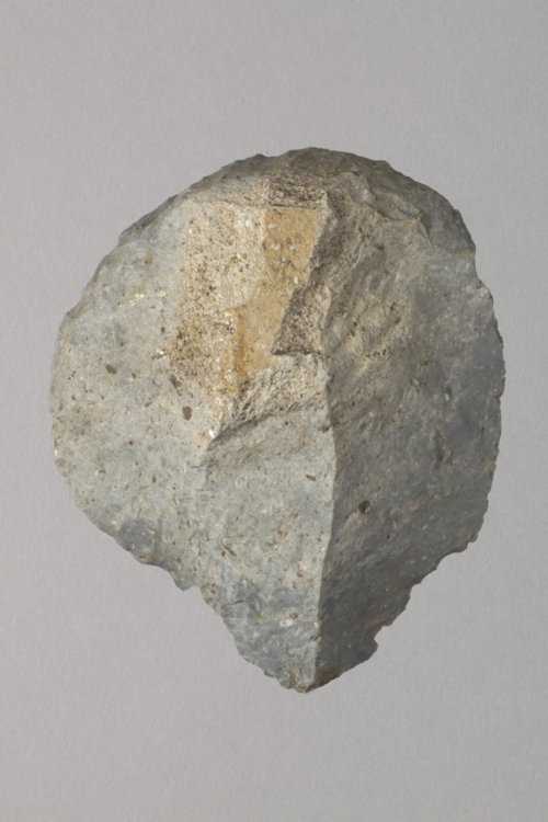 Round Scraper from the William Young Site, 14MO304 - Page