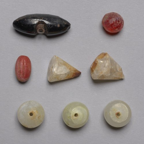 Beads from a Child's Treasure Trove - Page