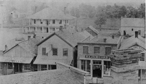 Market Street, Fort Scott - Page