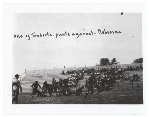 Football Games, Washburn University, Topeka, Kansas - Page