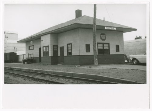 Missouri Pacific Railroad depot, Osborne, Kansas - Page