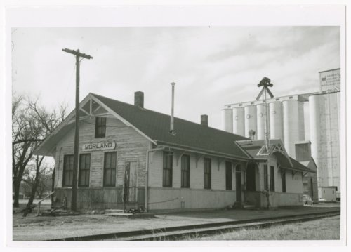 Union Pacific Railroad Company depot, Morland, Kansas - Page