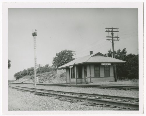 Missouri Pacific Railroad depot, Lomax, Kansas - Page
