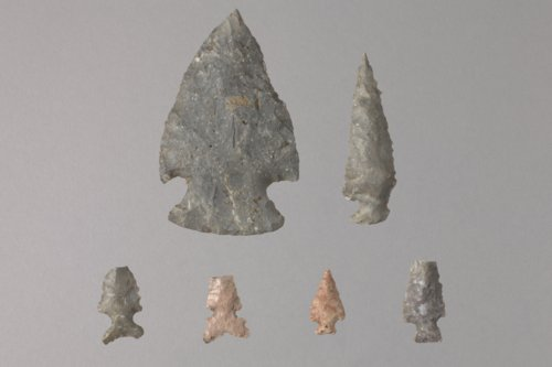 Cuesta Phase Projectile Points from 14LT326 - Page