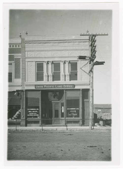 Union Pacific Land Office, Russell, Kansas - Page