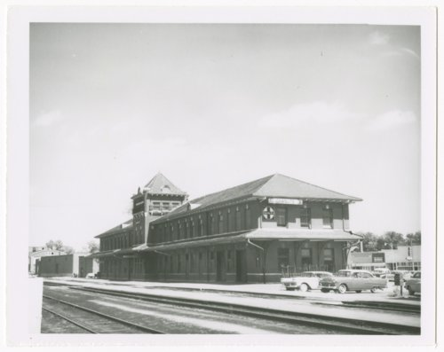 Chanute, Kansas depot - Page