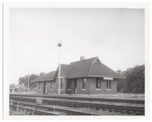 Missouri Pacific Railroad depot, Altoona, Kansas - Page