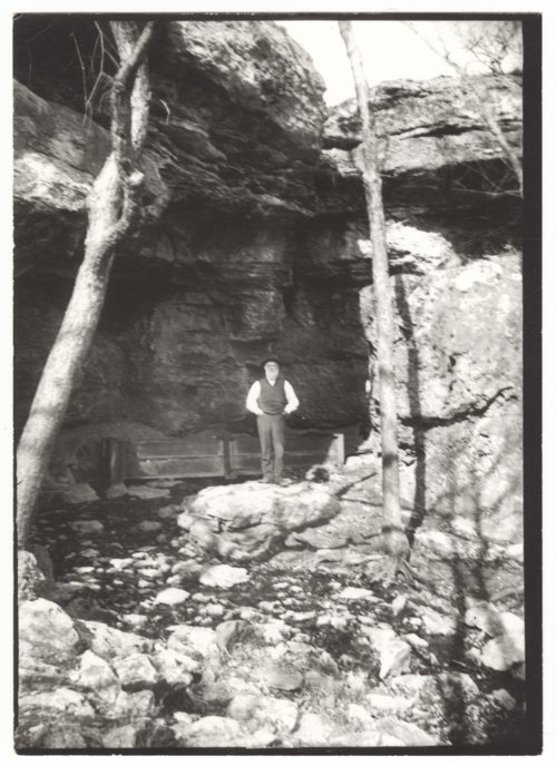 Harper's Spring near Fredonia, Wilson County, Kansas - Page