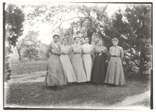 Dinner party guests, Wilson County, Kansas - Page