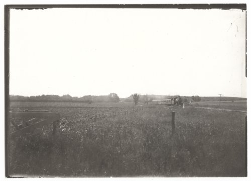 Passenger train near Guilford, Wilson County, Kansas - Page