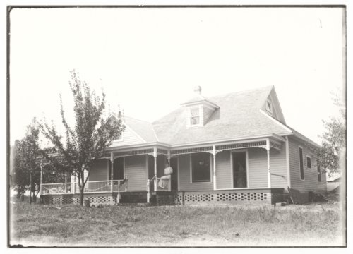 Farmhouse near Buffalo, Wilson County, Kansas - Page